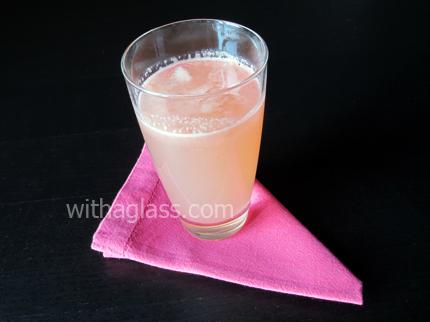 Paloma with Fresh Juice