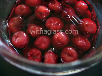 Sour Cherry Vodka