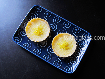 French Lemon Tart or Tartlets