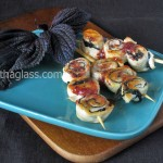 Ume Shiso Chicken Skewers