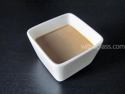 Light Coffee and Cardamom Cream