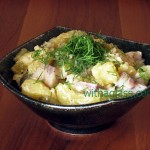 Pickled Herring and Potato Salad