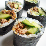 Ground Spicy Beef Maki