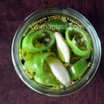 Vinegar-Pickled Chillies