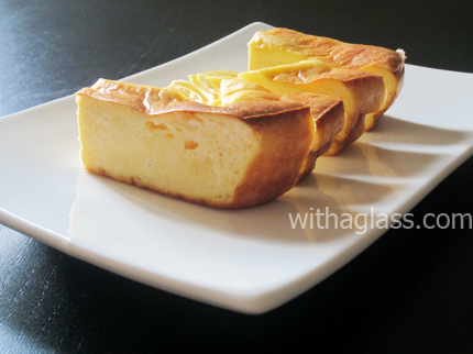Light and Moist Baked Cheesecake
