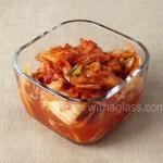 Mak Kimchi (Easy Cabbage Kimchi)