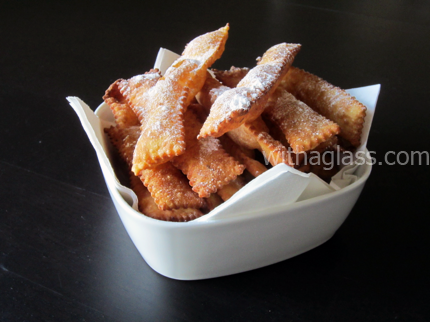 Featherlight French Fritters (Bugnes or Merveilles)
