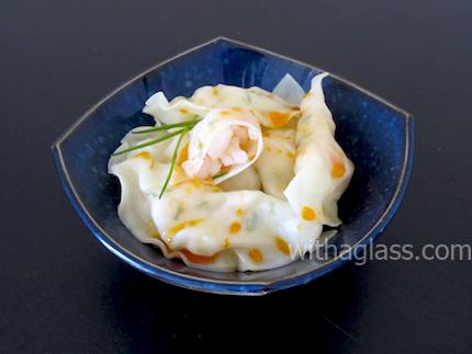 Easy Shrimp Dumplings