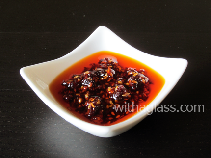 Taberu Rayu (Japanese Chilli and Garlic Oil with Sediments)