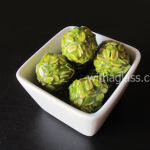 Matcha and Oat Truffles