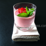 Yogurt Strawberry Mousse