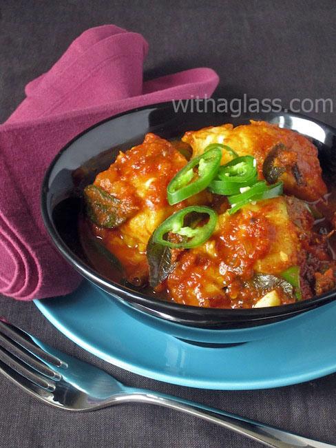 Madras Fish Curry