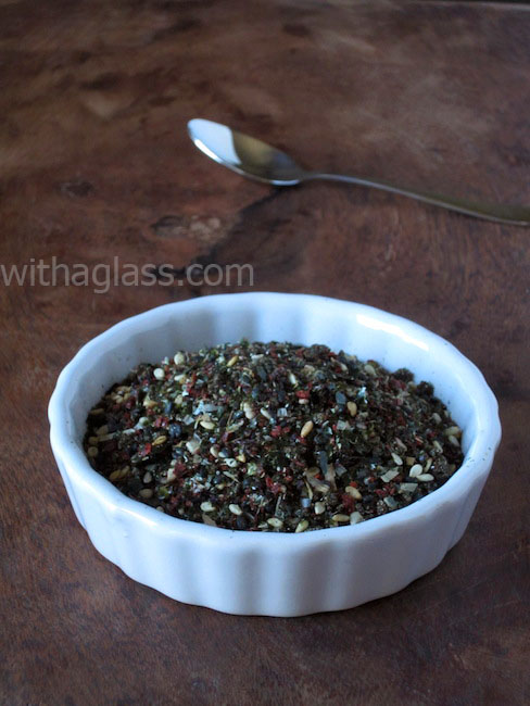 Furikake (Rice Seasoning) with Chilli and Prune