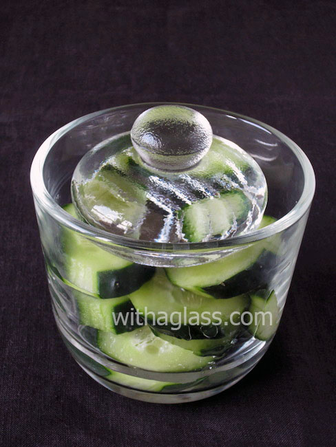 Easiest Japanese Pickled Cucumber